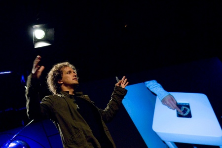 Yves Behar, designer, TED 2008: How do we create?