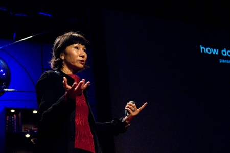 Amy Tan, author, TED 2008 Day 3: How Do We Create