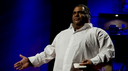 Chris Abani, author and poet, TED  2008 Day 3: What Stirs Us?