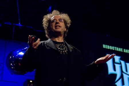 Tod Machover, composer, MIT Media Lab, TED2008